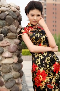 Chinese girl from Chnlove