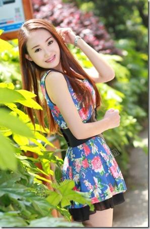 Hunan girl