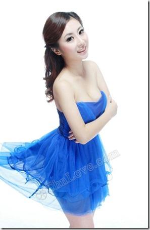 Sichuan girl
